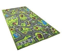 race car rug toys