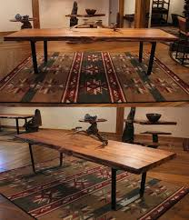 wood slab dining table beautiful: reclaimed wood dining table redwood conference table reclaimed wood dining table