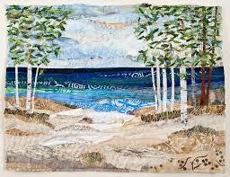 490 best Landscape Quilts images on Pinterest | Landscapes ... & Ann Loveless quilt Adamdwight.com