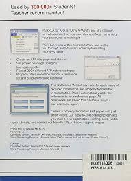 Free Apa Writing Software Amazon Com Perrla For Apa