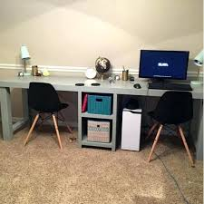 two person office desk. 2 Person Office Desk Best Ideas On Two Intended For New