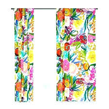 colorful shower curtains bright colors shower curtain fl colorful painting window curtains flower multi colored multi