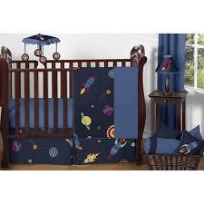 kids beds blue and green crib bedding baby crib bedding sets land of nod crib