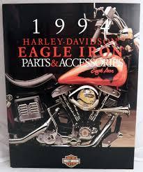 1994 harley davidson eagle iron parts accessories catalog