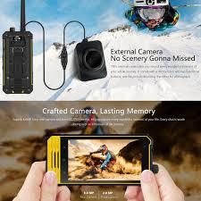 <b>NOMU T18</b> 4.7 Waterproof <b>4G</b> Phone Quad Core 3GB+32GB Walkie ...