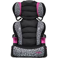 al evenflo big kid high back booster car seat phoebe