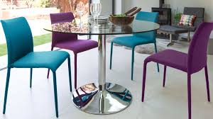 round glass dining table cheap. bright coloured dining set uk round glass table cheap