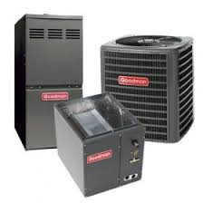 goodman 16 seer 3 ton. 3 ton 13 seer 80% afue 100,000 btu goodman gas furnace and air conditioner system 16 seer a