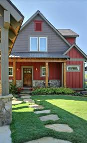 Best Images About RED HOUSES On Pinterest - Mid america exteriors wichita ks