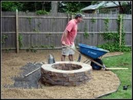 square paver patio with fire pit. Exellent Patio 2 Large Square Fire Pit And Paver Patio With
