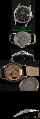 the write obsessions an omega pie pan worthy of mad men s don draper a don draper worthy omega constellation pie pan watch actually leased to the mad men production during seasons 5 6 now for at watches to buy
