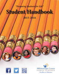 Hillsborough County Exam Grades Chart Student Handbook Hillsborough County Public Schools