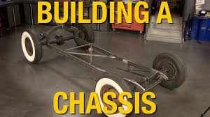 how to fabricate a chis building a model a hot rod with eastwood you