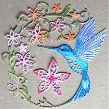 DiyArts Butterfly Vine Border Metal Cutting Dies New 2019 for ...