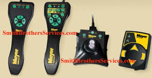 smith brothers services com meyer plow specialists 973 209 left to right straight blade pistol grip v plow pistol grip new slik stik joystick new straight blade touchpad built in diagnostics