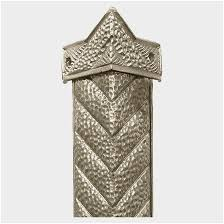 decorative metal banding pleasant chevron banding bronze decorative wall corner guard of decorative metal banding elegant