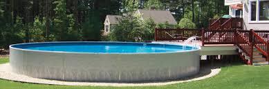 above ground fibergl pools san antonio round designs