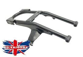 Royal Enfield Classic 350 500cc <b>Rear Pillion Passenger Seat</b> Sub ...