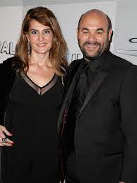 Nia Vardalos' Husband Ian Gomez Responds to Divorce Filing | PEOPLE.com