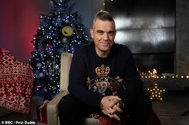 Robbie Williams Festive Album The Christmas Present Set For