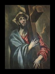 christ carrying the cross 1608 1614 el greco