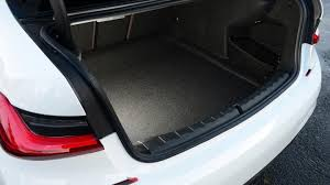 Bmw 3 Series Saloon 2019 Practicality Boot Space Carbuyer