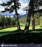 Mountainside Golf Course, Fairmont Hot Springs, British Columbia ...
