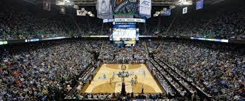 Greensboro Coliseum Detailed Seating Chart Greensboro Coliseum Greensboro Coliseum Complex