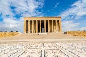 Anitkabir, Mausoleum Von Atatürk, Ankara, Türkei An Einem Schönen Sommertag  Lizenzfreie Fotos, Bilder Und Stock Fotografie. Image 89204453.