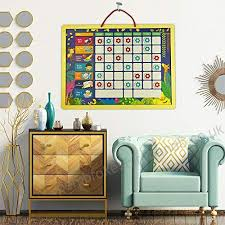 Behavior Sticker Chart For 3 Year Old Tesoky Gifts For 3 10 Year Old Girls Magnetic Calendar