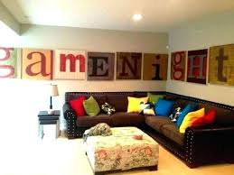 Basement Designs Ideas Gorgeous Basement Video Game Room Ideas Best Basement Game Room Ideas Image