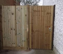 featheredge gate