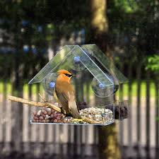 Выгодная цена на bird feeders window — суперскидки на bird ...