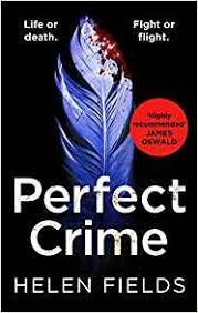 Perfect Crime by Helen Fields – Writing.ie
