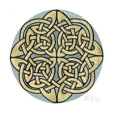 Celtic Shield Knot Designs
