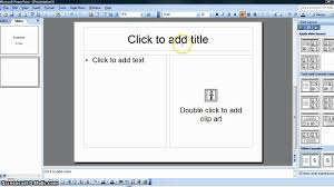 how to create a simple student powerpoint presentation how to create a simple student powerpoint presentation