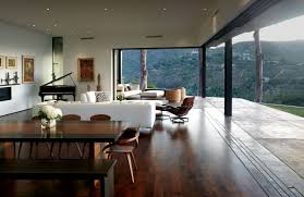 Small Picture modern rustic house interior Modern House