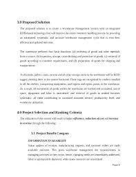 Topics For Proposing A Solution Essay It Solution Proposal Template Warehouse Sample Problem And