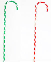 Plastic Candy Cane Decorations Jumbo Candy Cane Decorations 60 Inches Tall Your Best Appliances 4