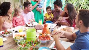 family meals month join the movement national family meals month youtube