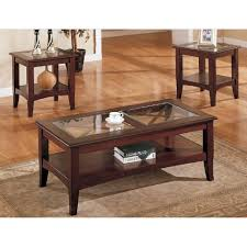 3 Piece Living Room Table Set Aj Homes Studio Sherwood 3 Piece Coffee Table Set Reviews Wayfair