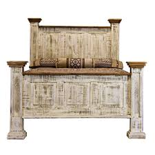 antique white bedroom sets. Elegant Antique White Wash Bed Made In Mexico Rustic Pine Bedroom Sets  Intended For Furniture Antique White Bedroom Sets T