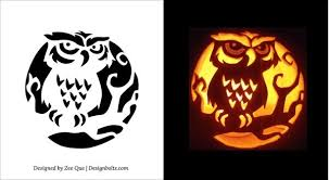 Advanced Pumpkin Carving Patterns Amazing Advanced Pumpkin Carving Templates Free Printable Comoarmarorg