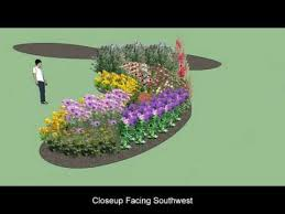 Small Picture My Butterfly Garden Plan using Google Sketchup YouTube