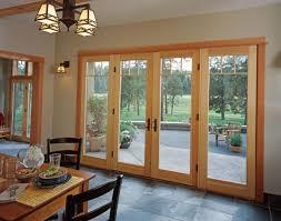 french doors or sliding patio doors