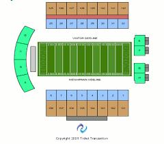 Navy Marine Corps Memorial Stadium Seating Chart