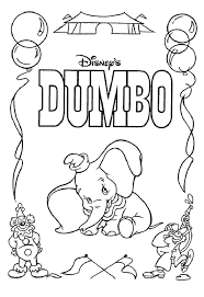 Coloring Pages Disney Cars Dumbo Images Halloween Pdf Online ...