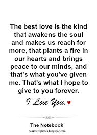 The Best Love Quotes To Melt A Heart