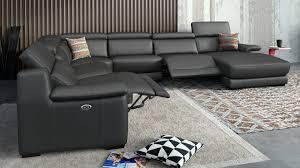 Valera Leder Sofa U Form