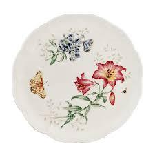 lenox butterfly meadow dinner plates. Contemporary Dinner Lenox Butterfly Meadow Fritillary Dinner Plate In Plates Y